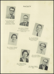 Page 15, 1956 Edition, Granite Falls High School - Boulder Yearbook (Granite Falls, NC) online yearbook collection