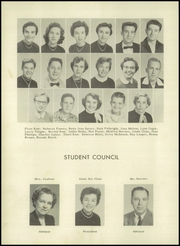 Page 16, 1956 Edition, Granite Falls High School - Boulder Yearbook (Granite Falls, NC) online yearbook collection
