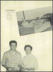 Page 6, 1956 Edition, Granite Falls High School - Boulder Yearbook (Granite Falls, NC) online yearbook collection