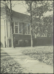 Page 8, 1956 Edition, Granite Falls High School - Boulder Yearbook (Granite Falls, NC) online yearbook collection