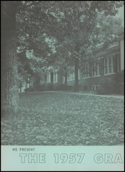 Page 6, 1957 Edition, Granite Falls High School - Boulder Yearbook (Granite Falls, NC) online yearbook collection