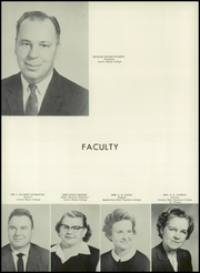 Page 12, 1959 Edition, Granite Falls High School - Boulder Yearbook (Granite Falls, NC) online yearbook collection