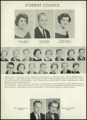 Page 14, 1959 Edition, Granite Falls High School - Boulder Yearbook (Granite Falls, NC) online yearbook collection