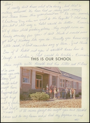 Page 7, 1959 Edition, Granite Falls High School - Boulder Yearbook (Granite Falls, NC) online yearbook collection