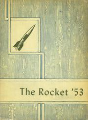 1953 Edition, Roxboro High School - Rocket Yearbook (Roxboro, NC)