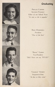 Page 12, 1956 Edition, Ravenscroft School - Raven Yearbook (Raleigh, NC) online yearbook collection