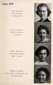 Page 13, 1956 Edition, Ravenscroft School - Raven Yearbook (Raleigh, NC) online yearbook collection