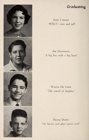 Page 14, 1956 Edition, Ravenscroft School - Raven Yearbook (Raleigh, NC) online yearbook collection