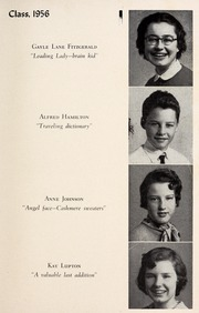 Page 15, 1956 Edition, Ravenscroft School - Raven Yearbook (Raleigh, NC) online yearbook collection