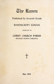 Page 3, 1956 Edition, Ravenscroft School - Raven Yearbook (Raleigh, NC) online yearbook collection