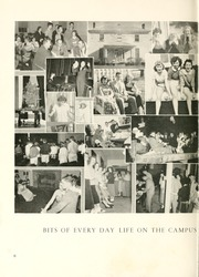 Page 10, 1950 Edition, Chowan College - Chowanoka Yearbook (Murfreesboro, NC) online yearbook collection