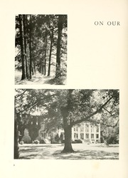 Page 8, 1950 Edition, Chowan College - Chowanoka Yearbook (Murfreesboro, NC) online yearbook collection