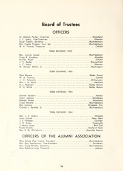 Page 14, 1957 Edition, Chowan College - Chowanoka Yearbook (Murfreesboro, NC) online yearbook collection