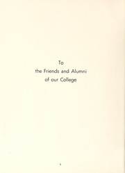 Page 6, 1957 Edition, Chowan College - Chowanoka Yearbook (Murfreesboro, NC) online yearbook collection