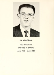 Page 8, 1957 Edition, Chowan College - Chowanoka Yearbook (Murfreesboro, NC) online yearbook collection