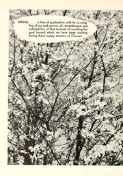Page 12, 1959 Edition, Chowan College - Chowanoka Yearbook (Murfreesboro, NC) online yearbook collection