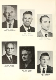 Page 14, 1959 Edition, Chowan College - Chowanoka Yearbook (Murfreesboro, NC) online yearbook collection