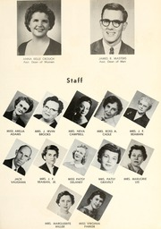 Page 15, 1959 Edition, Chowan College - Chowanoka Yearbook (Murfreesboro, NC) online yearbook collection