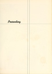 Page 5, 1959 Edition, Chowan College - Chowanoka Yearbook (Murfreesboro, NC) online yearbook collection