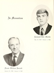 Page 14, 1967 Edition, Chowan College - Chowanoka Yearbook (Murfreesboro, NC) online yearbook collection