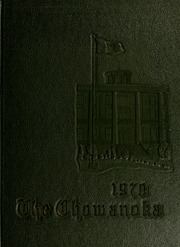 Page 1, 1970 Edition, Chowan College - Chowanoka Yearbook (Murfreesboro, NC) online yearbook collection