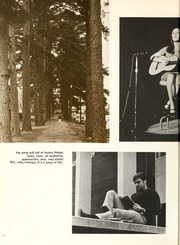 Page 12, 1970 Edition, Chowan College - Chowanoka Yearbook (Murfreesboro, NC) online yearbook collection