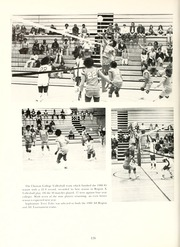 Page 130, 1981 Edition, Chowan College - Chowanoka Yearbook (Murfreesboro, NC) online yearbook collection