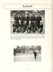 Page 142, 1981 Edition, Chowan College - Chowanoka Yearbook (Murfreesboro, NC) online yearbook collection
