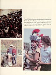 Page 13, 1984 Edition, Chowan College - Chowanoka Yearbook (Murfreesboro, NC) online yearbook collection