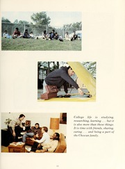 Page 15, 1984 Edition, Chowan College - Chowanoka Yearbook (Murfreesboro, NC) online yearbook collection