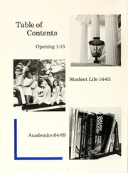 Page 8, 1984 Edition, Chowan College - Chowanoka Yearbook (Murfreesboro, NC) online yearbook collection