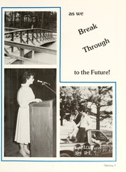 Page 11, 1988 Edition, Chowan College - Chowanoka Yearbook (Murfreesboro, NC) online yearbook collection
