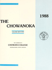 Page 5, 1988 Edition, Chowan College - Chowanoka Yearbook (Murfreesboro, NC) online yearbook collection