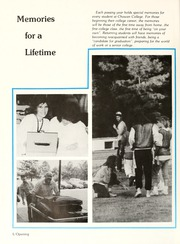Page 8, 1988 Edition, Chowan College - Chowanoka Yearbook (Murfreesboro, NC) online yearbook collection