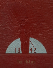 Page 1, 1942 Edition, Denton High School - Phoenix Yearbook (Denton, NC) online yearbook collection