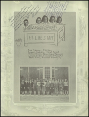 Page 13, 1942 Edition, Denton High School - Phoenix Yearbook (Denton, NC) online yearbook collection