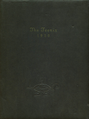 1950 Edition, Denton High School - Phoenix Yearbook (Denton, NC)