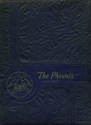 1952 Edition, Denton High School - Phoenix Yearbook (Denton, NC)