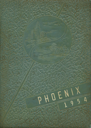 Page 1, 1954 Edition, Denton High School - Phoenix Yearbook (Denton, NC) online yearbook collection
