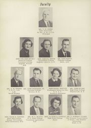 Page 10, 1954 Edition, Denton High School - Phoenix Yearbook (Denton, NC) online yearbook collection