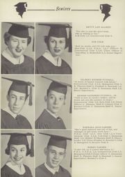 Page 12, 1954 Edition, Denton High School - Phoenix Yearbook (Denton, NC) online yearbook collection