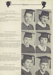 Page 15, 1954 Edition, Denton High School - Phoenix Yearbook (Denton, NC) online yearbook collection