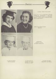 Page 16, 1954 Edition, Denton High School - Phoenix Yearbook (Denton, NC) online yearbook collection