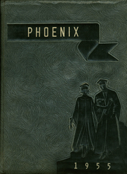Page 1, 1955 Edition, Denton High School - Phoenix Yearbook (Denton, NC) online yearbook collection