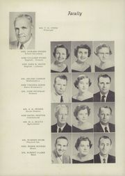 Page 10, 1955 Edition, Denton High School - Phoenix Yearbook (Denton, NC) online yearbook collection