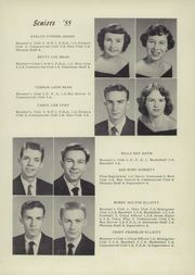 Page 13, 1955 Edition, Denton High School - Phoenix Yearbook (Denton, NC) online yearbook collection
