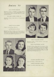 Page 15, 1955 Edition, Denton High School - Phoenix Yearbook (Denton, NC) online yearbook collection