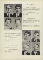 Page 16, 1955 Edition, Denton High School - Phoenix Yearbook (Denton, NC) online yearbook collection