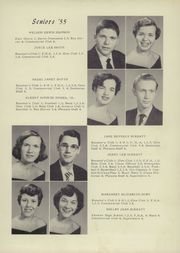 Page 17, 1955 Edition, Denton High School - Phoenix Yearbook (Denton, NC) online yearbook collection