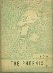 1956 Edition, Denton High School - Phoenix Yearbook (Denton, NC)